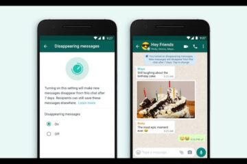 WhatsApp: Cómo enviar mensajes que se autodestruyen o temporales