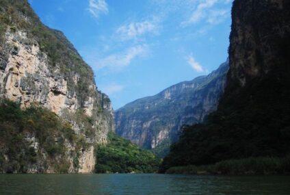 Cañón del Sumidero cumple 40 años de ser Parque Nacional