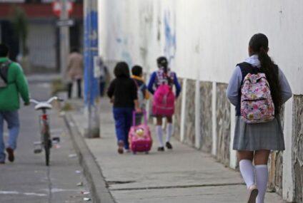 Moctezuma: estados en Verde podrán volver a clases presenciales en enero de 2021
