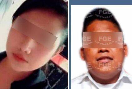 Presunto responsable de la muerte de la joven de Ocosingo es detenido