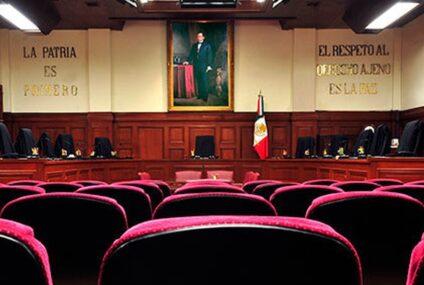 SCJN invalida reforma en materia electoral de Chiapas