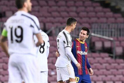 Cristiano Ronaldo le ganó la pulseada a Lionel Messi y a un Barcelona en crisis futbolística