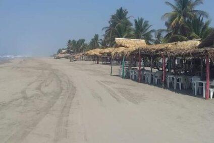 Abrirán Playas de Tonalá en Semana Santa; Ley Seca no se levanta