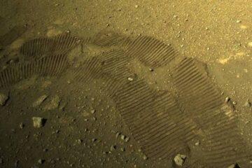 'Perseverance' da sus 'primeros pasos' en Marte; en dos semanas recorre 6 metros