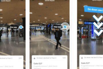 Ahora Google Maps te puede guiar en centros comerciales, aeropuertos y otros espacios interiores