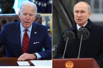 """Biden piensa que Putin es un asesino; """"pagará las consecuencias"""", afirma"""