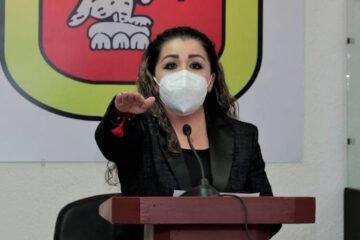 Nombran a Karla Burguete como alcaldesa interina de Tuxtla