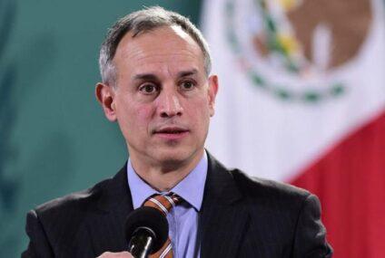 López-Gatell asegura que a partir de abril se vacunarán diariamente a 600,000 personas contra Covid-19