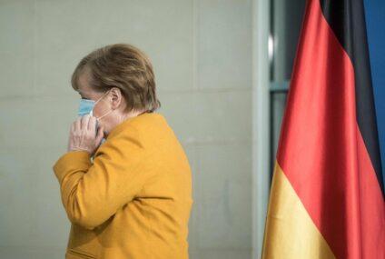 Merkel cancela plan antiCovid para Semana Santa; dice que fue «error» suyo