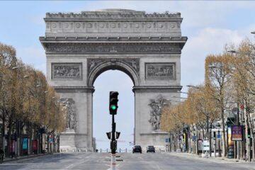 Por tercera ocasión, cuarentena de un mes para París por COVID-19