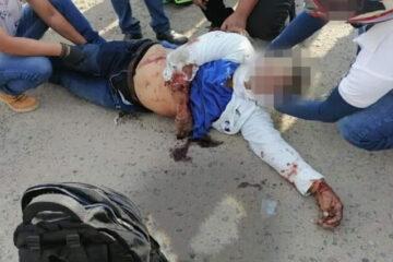 Muere Un Motociclista Y Otro Queda Herido