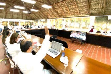 Blindarán en Chiapas proceso de vacunación anti COVID-19 contra fines electorales