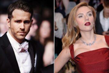 Los motivos por los que Ryan Reynolds se niega a trabajar con Scarlett Johansson