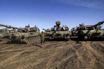 Israel bombardea posiciones sirias tras lanzamiento de misil