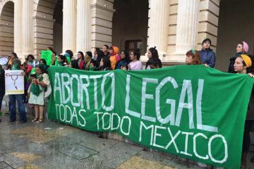 Demandan en Chiapas aprobación de despenalización del aborto