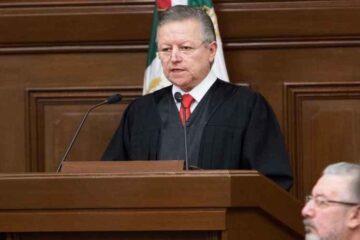 Amplían 2 años presidencia de Arturo Zaldívar en la Suprema Corte
