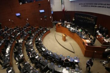 Senado aprueba en lo general reforma para regular 'outsourcing'