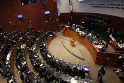 Senado aprueba en lo general reforma para regular 'outsourcing'