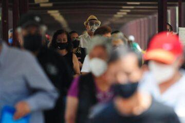 Detectan en SLP primer caso de variante de coronavirus de la India en México
