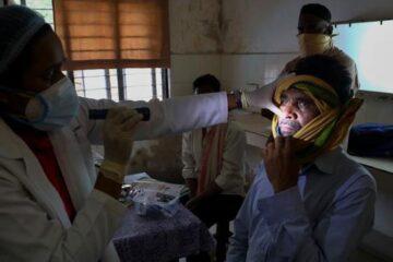 """Un caso de """"hongo negro"""", la enfermedad detectada en pacientes Covid, preocupa a Uruguay"""