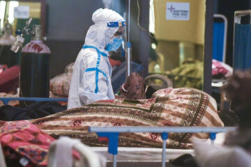 «Un desafío mayor que el coronavirus»: India lucha contra casi 9 mil casos de mucormicosis