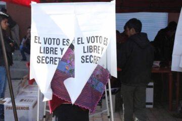 INE de San Cristóbal emite recomendaciones para elecciones