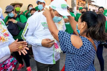 Arranca Campaña: Leo Cuesta Ramos