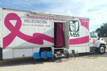Unidad móvil del IMSS realizará mastografías en diferentes municipios