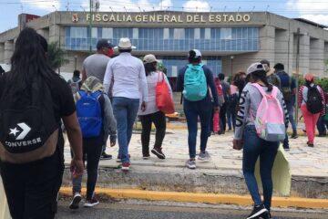 Liberan a 74 mujeres normalistas de la Mactumatzá