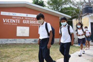 Regreso a semáforo amarillo en Campeche no fue ocasionado por clases presenciales: Ssa