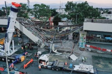 """""""Va a haber justicia"""", dice AMLO tras accidente en L12; pide no aprovecharse de la tragedia"""