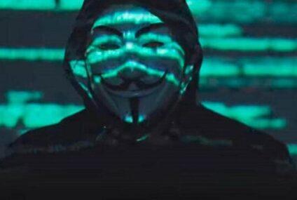 Por represión en protestas en Colombia, Anonymous tumba página web del Ejército