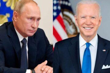 Primera reunión entre Joe Biden y Vladimir Putin será el 16 junio