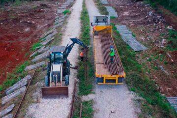 Banobras financia con 2 mil 700 mdp el Tramo 4 del Tren Maya