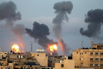 Reportan nuevo ataque aéreo de Israel contra Franja de Gaza