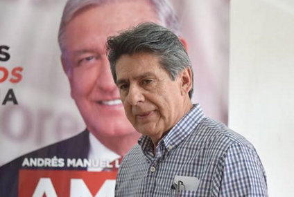 Carlos Morales aventaja elecciones en Tuxtla