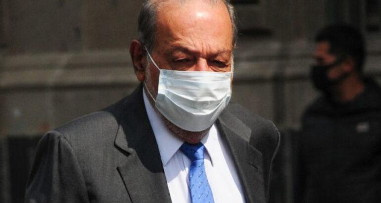 Carlos Slim pagará rehabilitación del tramo de L12 del Metro tras derrumbe: AMLO
