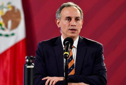 COVID-19: López-Gatell advierte posible repunte de casos coronavirus el fin de semana