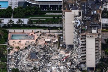 Biden, listo para desplegar recursos por derrumbe en Miami