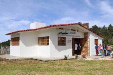 Inauguran reconversión de Casa de Salud en SCLC