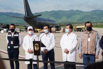 Iniciará vacunación intensiva anti COVID-19 en Chiapas