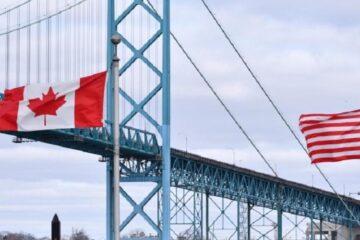 Canadá abrirá su frontera con EU para viajes no esenciales a partir del 9 de agosto