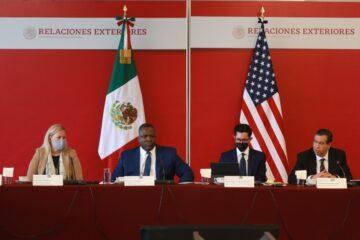 México y EE.UU. acuerdan cooperar para reducir el consumo y tráfico de drogas en la región