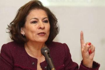 La Fiscalía investiga a la activista Isabel Miranda de Wallace por tortura y falsedad documental