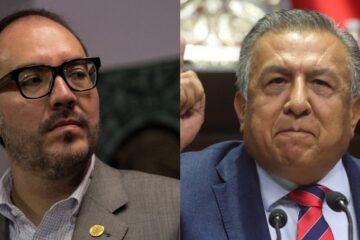 Fiscalía de CDMX solicita captura de Huerta y Toledo; entrega pruebas a Diputados
