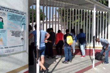 Migrantes llegan a Tuxtla porque en Tapachula no son atendidos