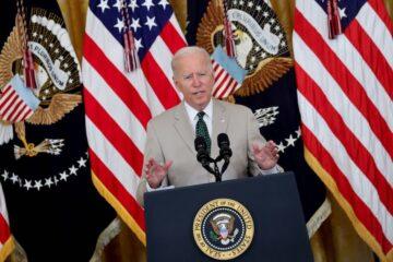 Biden logra que el Senado apruebe el mayor plan de infraestructuras en décadas con el apoyo republicano