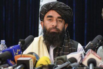 """Talibanes anuncian que la guerra terminó en Afganistán y decretan """"perdón general"""""""