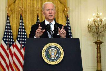 Biden advierte sobre posible ataque terrorista del Estado Islámico en Afganistán