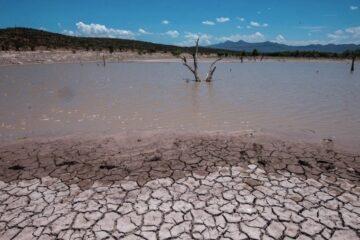 Conagua declara emergencia por sequía severa o extrema